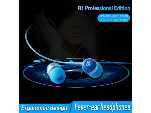 kz r1 Noise noise reduction ear headphones music headset phone headset HIFI headphone