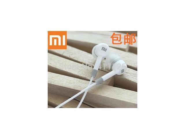Not Original XIAOMI earphone M1 Metal MIC Calling headphone good bass top with retail box 100pcs DHL