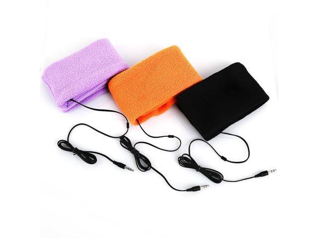 New Arrival New Warm Sleeping Headphones Headset Headband Mask for Cellphones SAMSUNG/HTC
