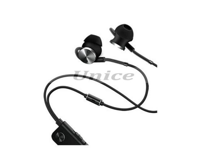 100% Original Huawei AM180 Earphone Huawei Ascend Mate7 Active Noise Canceling Hi Fi In ear Headphone Headset 3.5mm Jack Control