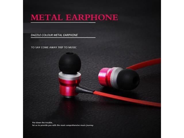 TWOM 1 Deep Bass Headphones with Mic Music Earphones for Cell Mobile Phone In Ear Headsets Celulares hifiman koptelefoon Earbud