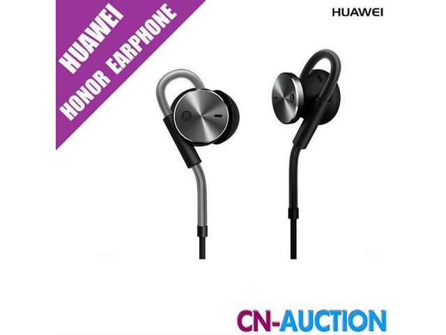 100% Original Huawei Ascend Mate7Active Noise Cancelling Earphone AM180 for Huawei Phone + Free Earphone Package