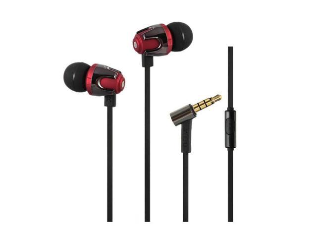 MEIZU X8 Brand Earphones with Microphone In Ear Bass Earphone mp3 player Celulares Headphones Noise Isolating Ear Phones