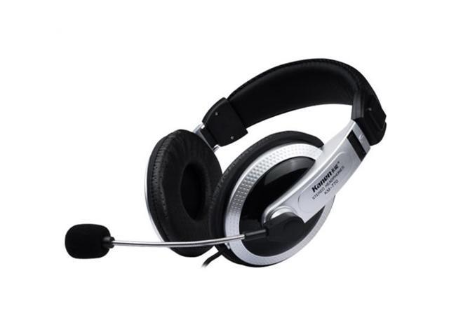 No MOQ Stylish Kanen KM 770 Stereo Universal Headphone With Microphone Volume Control