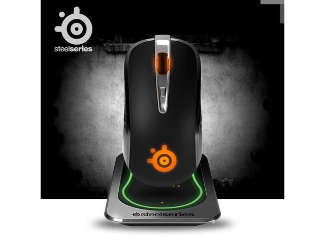 SteelSeries Sensei Wireless Laser Gaming Mouse For Computer Mac Laptops 16400 Dpi Original Box Freeshipping