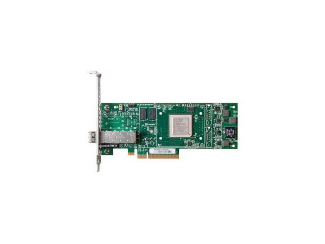 HP StoreFabric SN1000Q 16GB 1-port PCIe Fibre Channel Host Bus Adapter-QW971SB