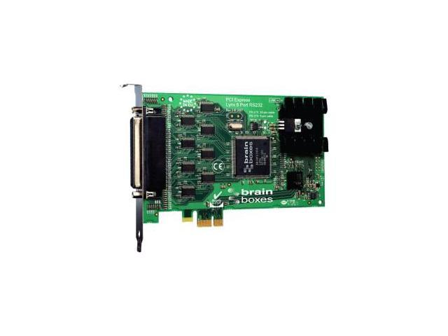 Brainboxes PX-275 8-port Multiport Serial Adapter
