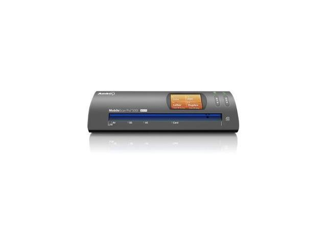 Ambir MobileScan Pro DS500i Sheetfed Scanner
