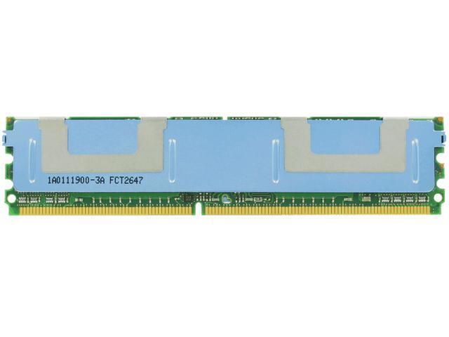 2GB PC25300 1.8V ECC FBDIMM DDR2-667MHz 240 PIN Sever MEMORY (NOT FOR PC/MAC)
