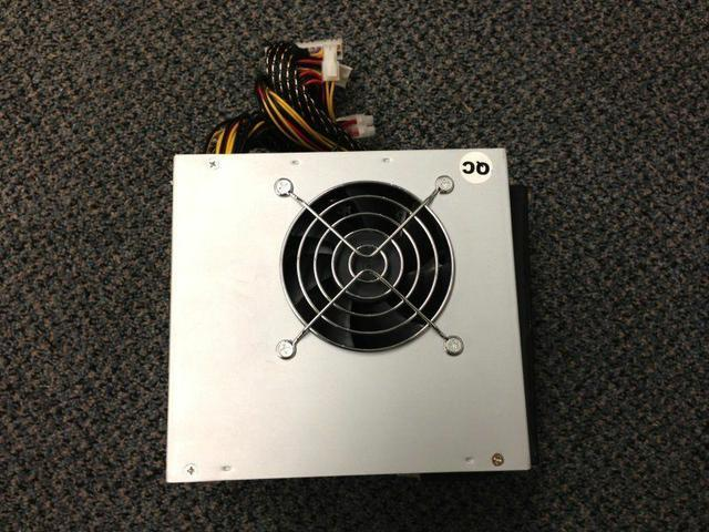 600W ATX Quiet Power Supply for DELL Dimension 5150 W8185 2 Fans NEW