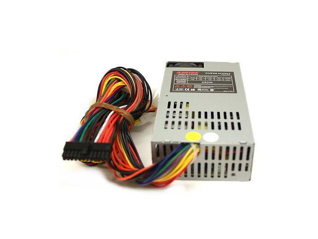 300W Hipro HP-P3017F3 LF / SeaSonic SS-250FS Replace MicroATX Power Supply NEW
