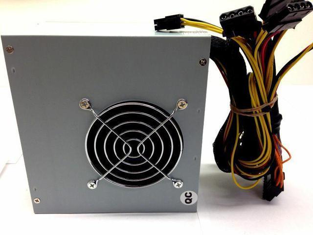 600W ATX POWER SUPPLY for DELL Dimension E310 E510 E520 E521 dual Fans NEW