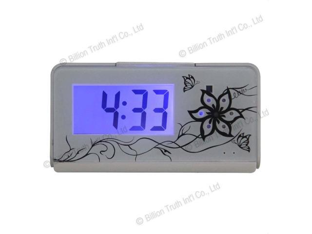 5MP Mini HD Camcorder IR Motion Alarm Clock Video Cam DVR Digital Video Recorder