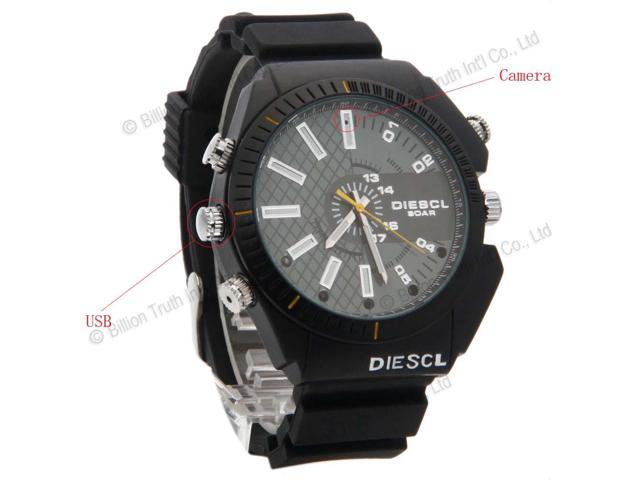 8GB 1920 x 1080 HD Camcorder Watch Video Cam DVR Smart DV Digital Video Recorder