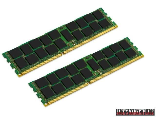 NEW NOT FOR PC/MAC! 8GB (2x4GB) PC3-10600 ECC REG For Servers and Workstations (Ship from US) Part#:MP16030010078