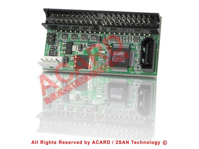 ACARD AEC-7923H IDE-to-SATA Bridge Adapter