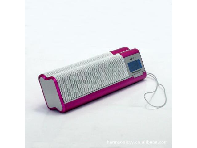 Bass Boost USB Card Speaker HS-V6