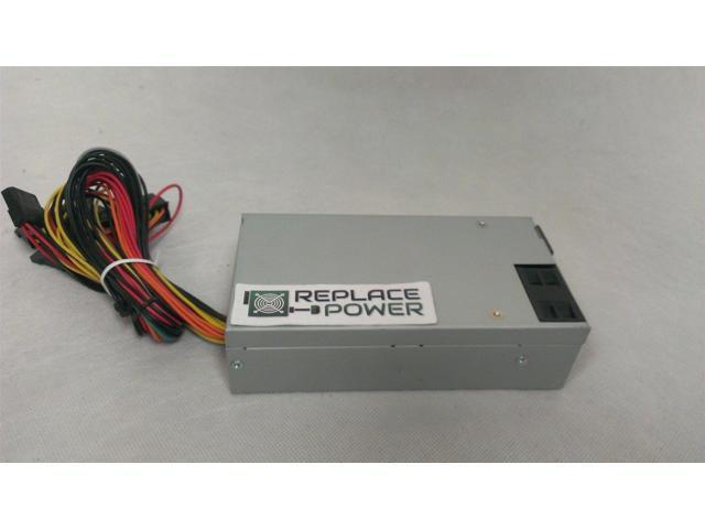 New 220W Flex ATX Replacement Power Supply for HP Pavilion Slimline s3320f s3323w s3330f s3400f s3507c
