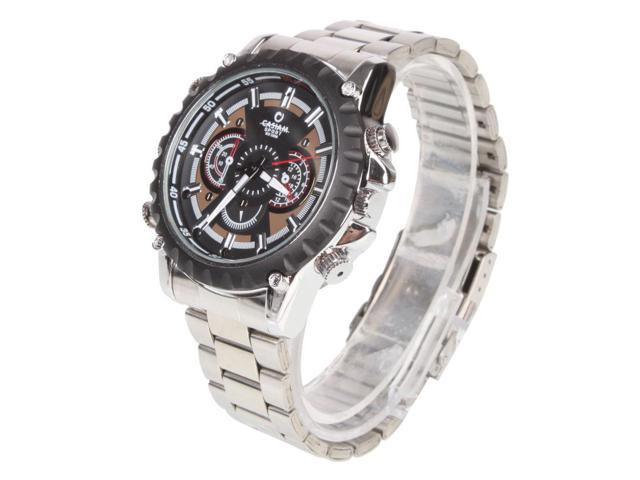 8GB 1080P HD Camcorder IR Night Vision Wrist Watch Camera DVR Video Recorder Cam