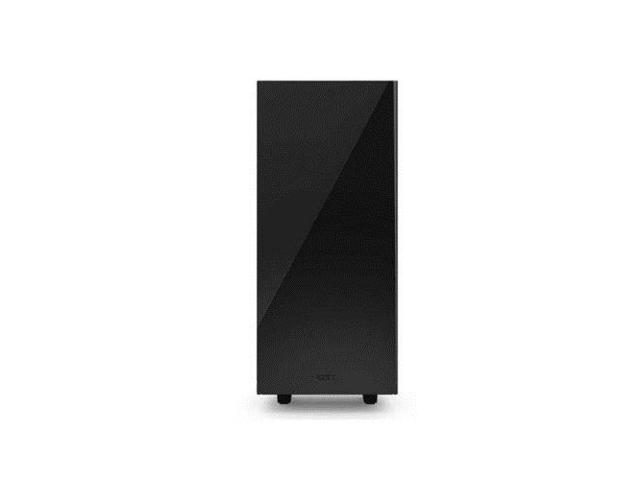 New NZXT S340 No Power Supply ATX Mid Tower Case (Black)