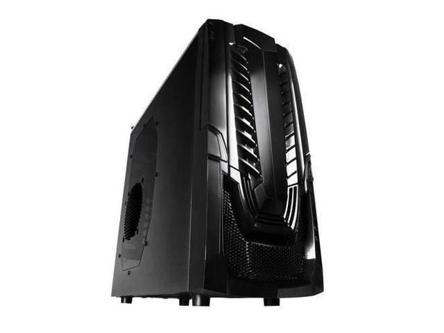 RAIDMAX Horus ATX-322WB Black Computer Case