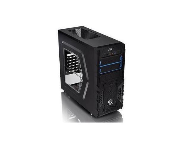 Thermaltake CA-1B1-00M1WN-01 Versa H23 Window No Power Supply ATX Mid Tower Case-- Computer Case