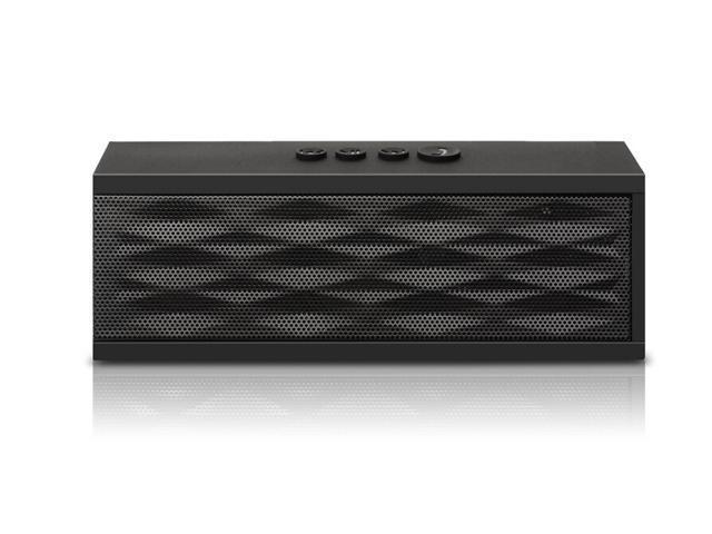NEK Tech Portable Wireless Speaker with Built in Speakerphone, Powerful Sound for Smart Phones - Black