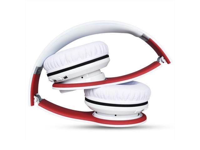 Syllable® Fashionable Hi-Fi Bluetooth V2.1 Wired/Wireless Headphones Noise Cancelling Rechargeable Headset for Apple IOS Macbook IPad IPhone 6 ...