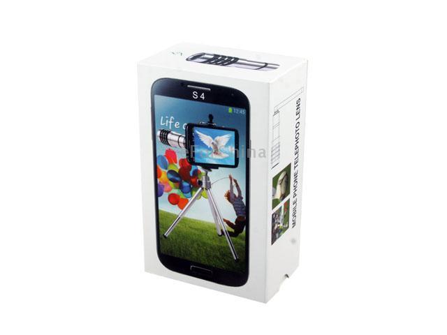 12X Optical Zoom Lens Mobile Phone Telescope S IV / i9500 s4