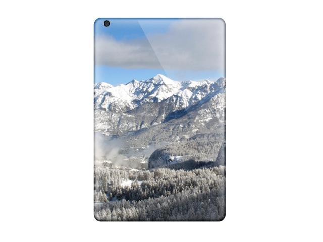 CxYUE106CzgFd DD-LOVE Awesome Case Cover Compatible With Ipad Mini/mini 2 - Snowy Mountains