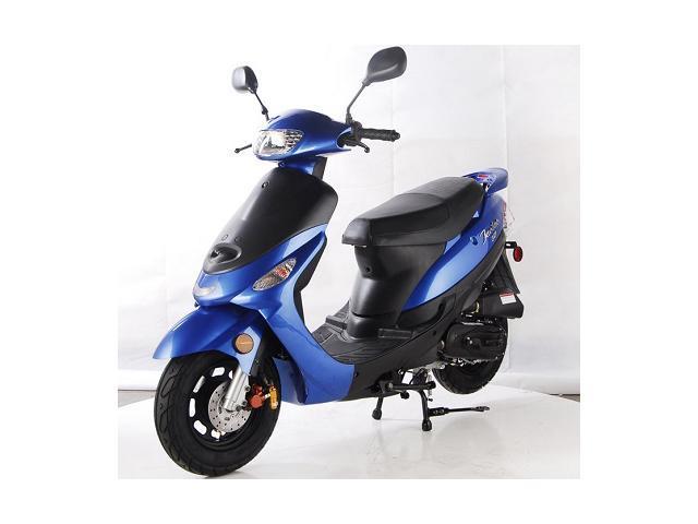 50cc MAUI DREAMER 4 Stroke Moped Scooter