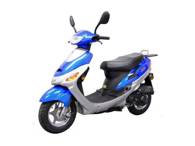 50cc Europa 50 Moped Scooter