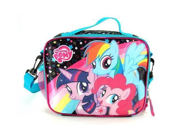 Lunch Bag - My Little Pony - Magical Friends Kit Case New 095264