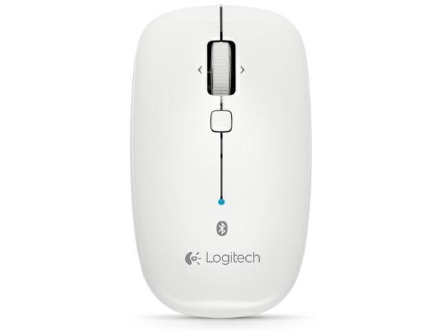 Logitech 1000dpi Bluetooth Mouse M558 design for Apple Mac