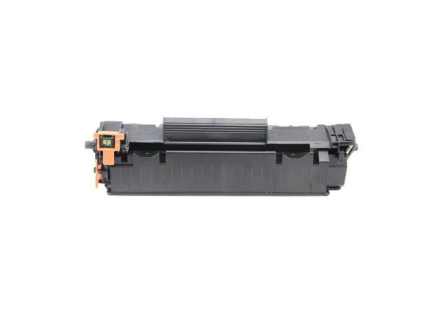 1Piece Hongway CE278A Black Toner Cartridge Compatible For HP LaserJet Pro P1566 P1566dn P1606dn (2000 Page Yield)