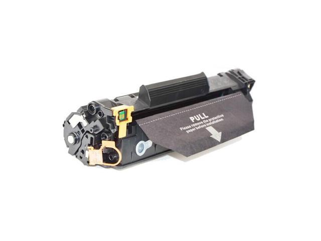 Hongway CF283A Black Toner Cartridge Compatible For HP LaserJet Pro MFP M125 M127 M127fn M201 M225 (1500 Page Yield) By Fedex