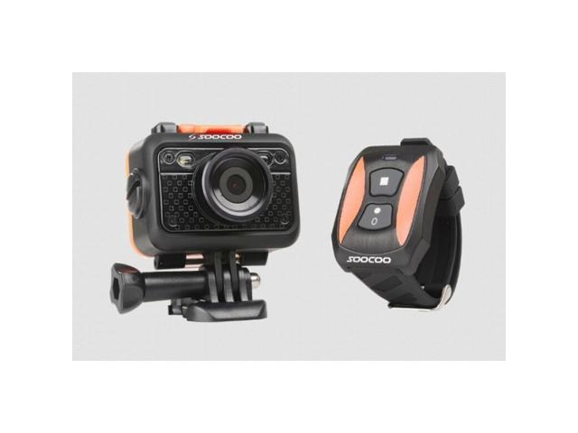 Soocoo S60 WiFi Action Camera Diving 60M Waterproof 1080P Full HD Underwater Sport Camera Sport DV with Remote Control