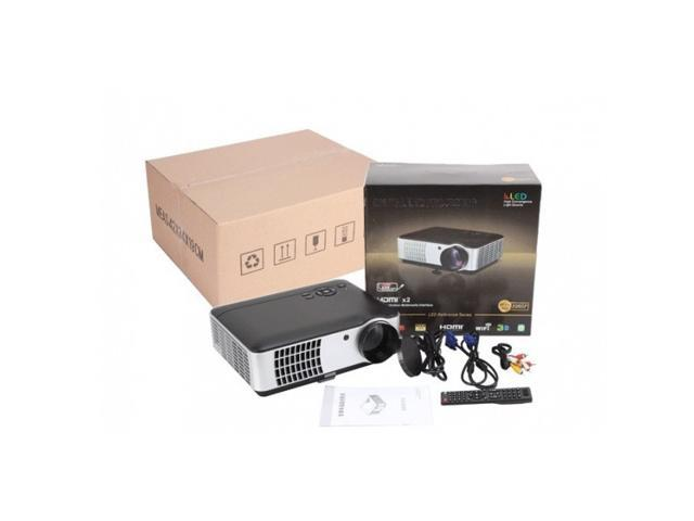 4500lumens Built-in Android 4.2 System Native Full HD Led 3D Smart Projector