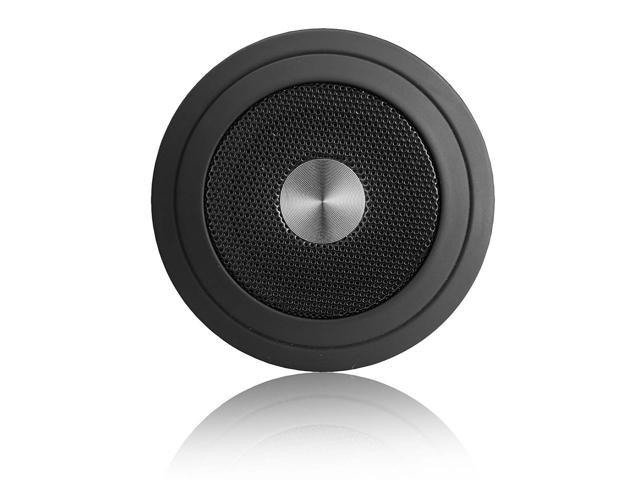 VANTRUE N8 Ultra Portable Mini Wireless Bluetooth Speaker with Long Playtime, Built-in Microphone for Hands-free Calling, Black