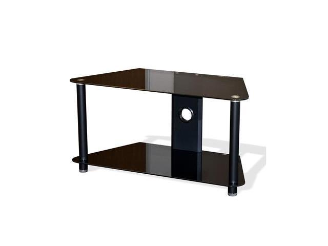Stealth entertainment corner tv stand for 42