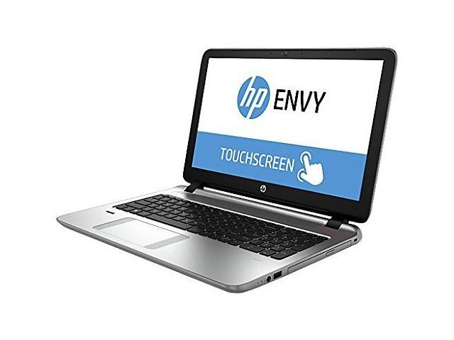 HP Envy - 15t Touch (Intel Core i7-4510U, 4GB NVIDIA GTX 850M, 16GB DDR3L RAM, 256GB Flash SSD, Full HD 1080p, Backlit, AC Bluetooth) Notebook ...