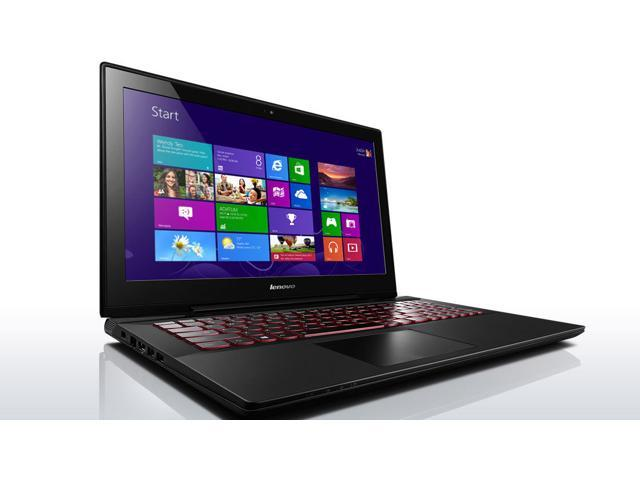 Lenovo Y50 UHD Display (MultiTouch) - 59421849 - Black - Intel Core i7-4710HQ (2.50GHz 1600MHz 6MB)/Memory 16.0GB /Graphics Card - NVIDIA GeForce ...