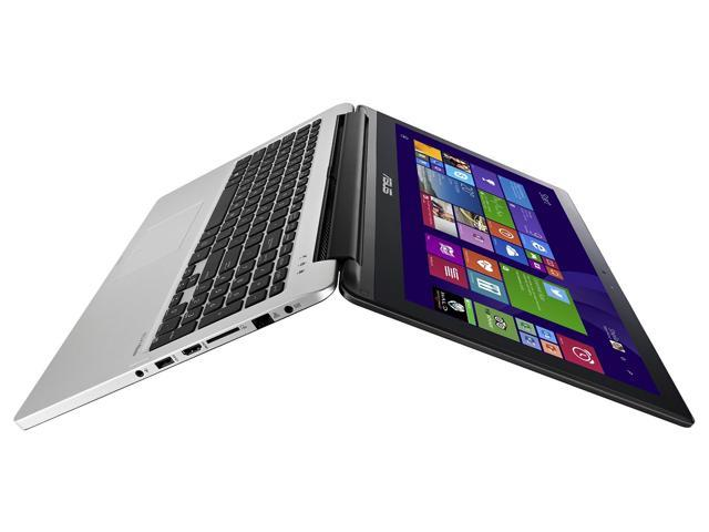 ASUS Flip 15.6-Inch 2 in 1 Convertible Touchscreen Laptop (Core i5, 1TB HDD, 8GB RAM)