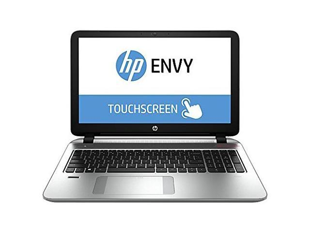 HP ENVY - 15t Touch (4th Gen Intel i7-4510U, 4GB NVIDIA GeForce GTX 850M, Full HD 1080p, 16GB RAM, Backlit keyboard, 48WHr Battery, BluRay ...