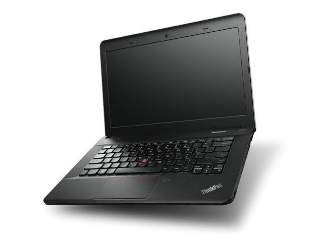 Lenovo Thinkpad E440 (20C50052US) 14-Inch Laptop (2.4GHz Intel Core i3-4000M Dual-Core 4th-Gen Haswell, 1366 x 768 resolution) (Black) 4 GB DDR3 ...
