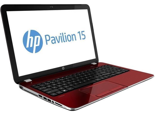 HP 15t Vibrant Red/i7-4510U Dual Core Processor/8GB DDR3L System Memory/1TB HDD/2GB NVIDIA GeForce 840M Graphics/15.6-inch FDH Display ...
