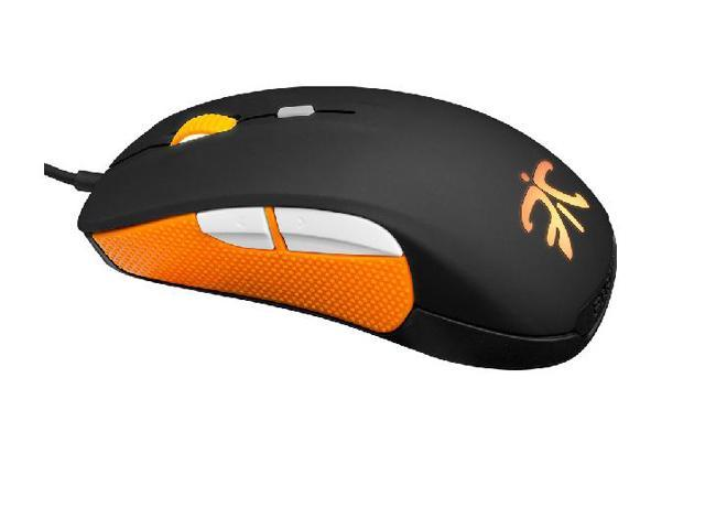 SteelSeries Rival Fnatic 6500 CPI 6 bottons Optical Mouse