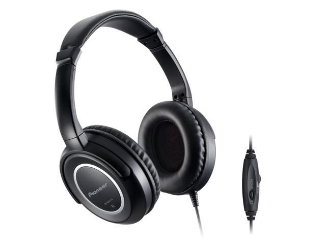 Pioneer SE-M631TV Fully Enclosed Headband Headphones for TV Connectivity