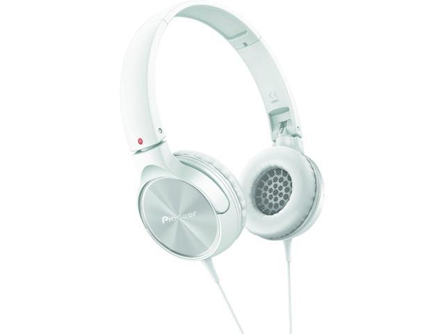Pioneer Headphones SE-MJ522-W