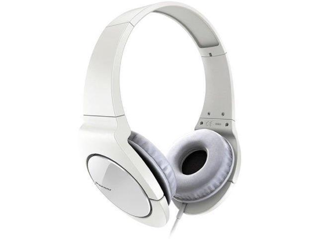 Pioneer Headphones SE-MJ721-W